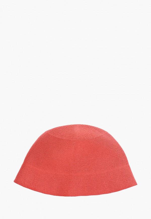 женская панама lascavi, красная