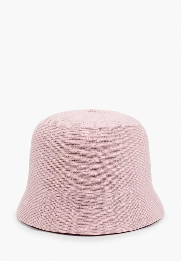 женская панама lascavi, розовая