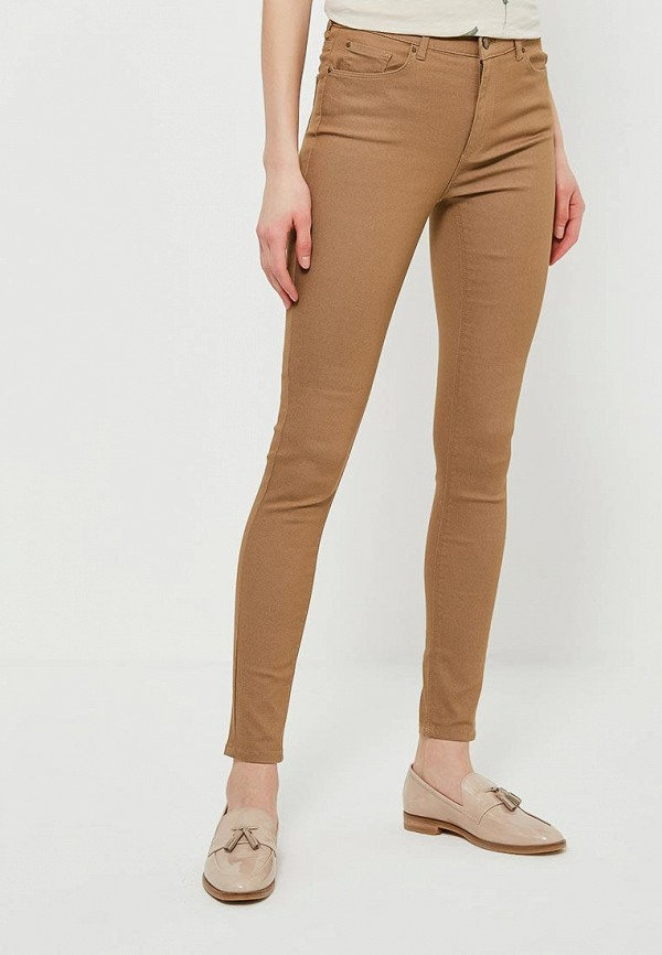 женские повседневные брюки colin's, бежевые