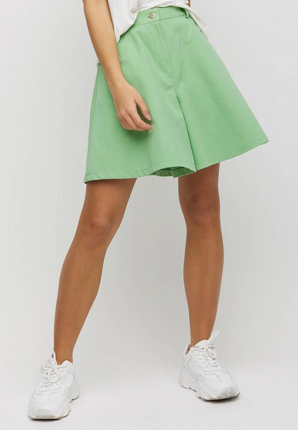 женские повседневные шорты cardo, зеленые