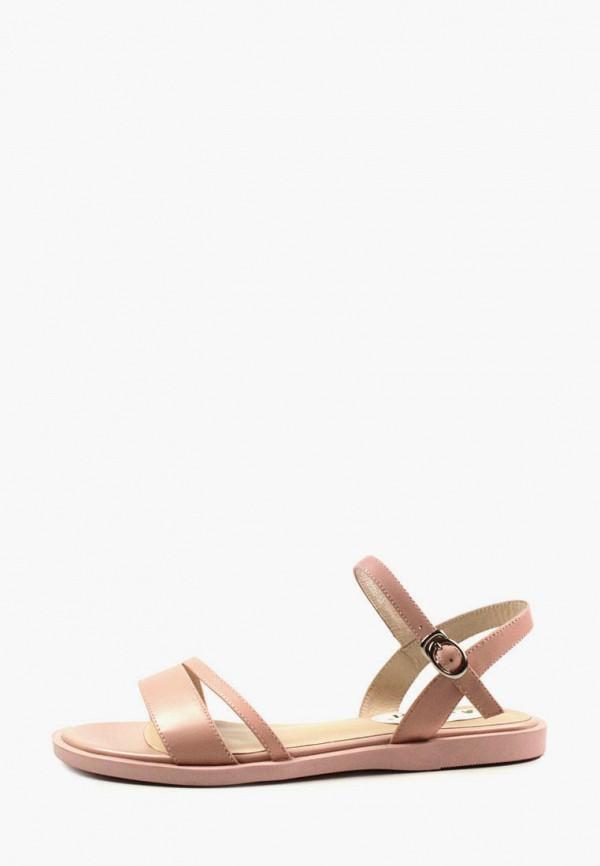 женские сандалии it-girl, розовые