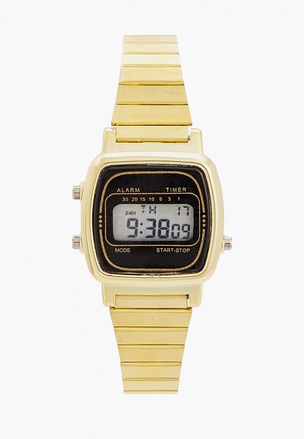 женские часы befree, золотые