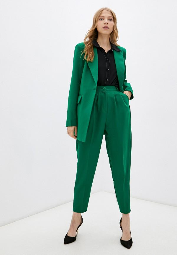 женский костюм julswan, зеленый