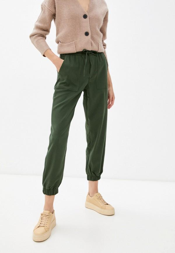 женские повседневные брюки concept club, хаки