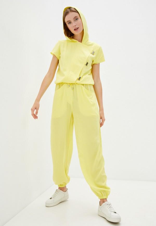женский комбинезон с брюками duckystyle, желтый