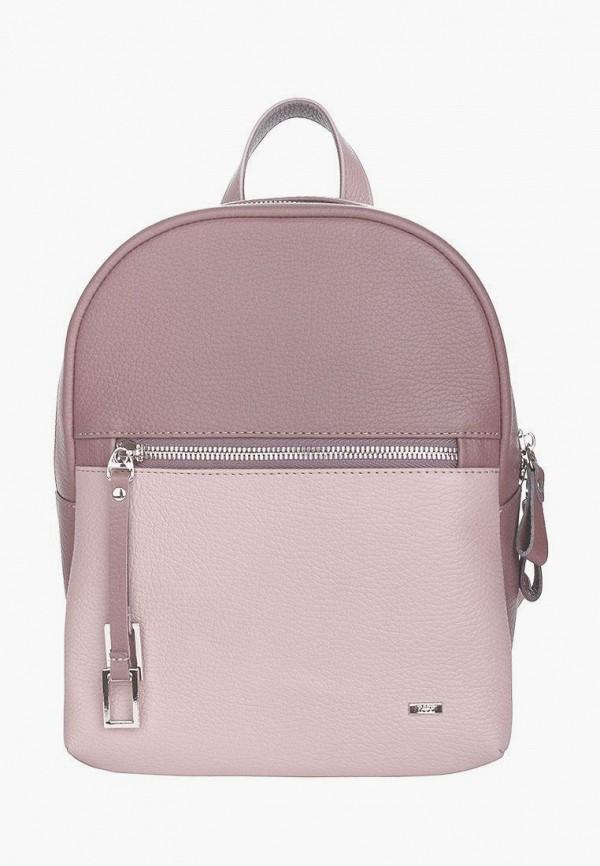 женский рюкзак esse, розовый