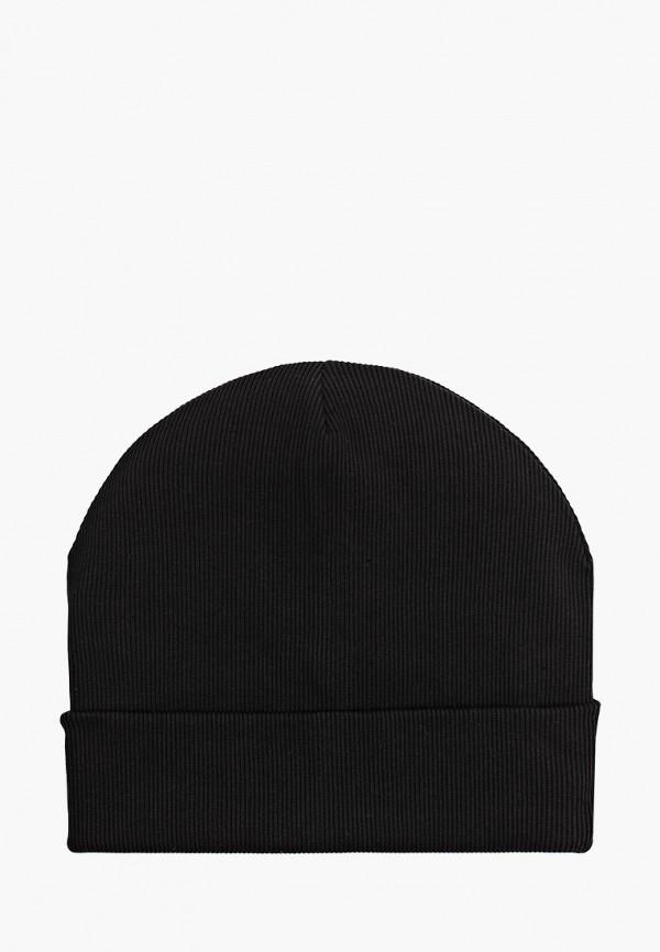 женская шапка baon, черная