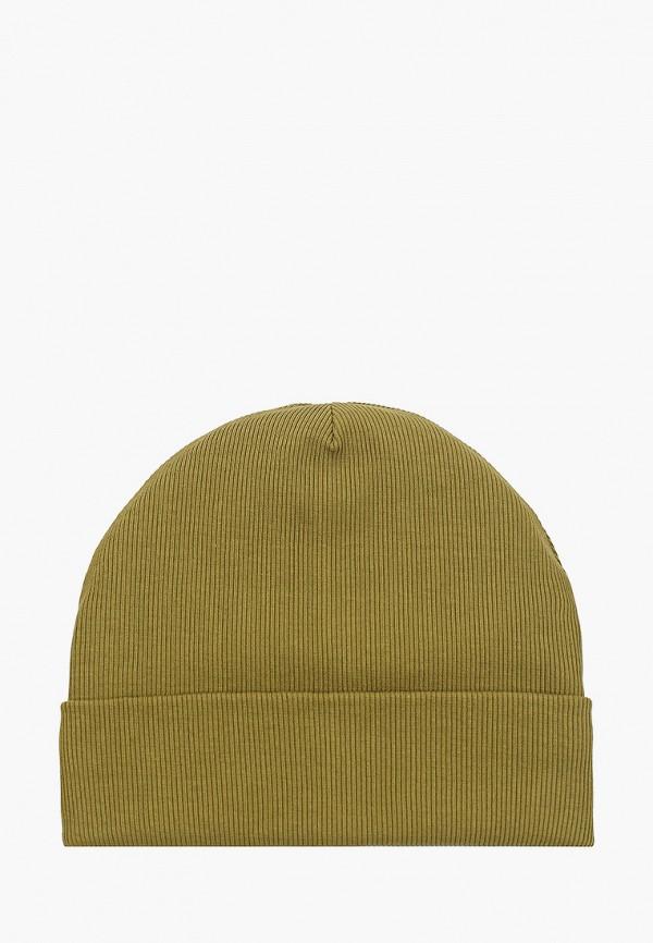женская шапка baon, хаки