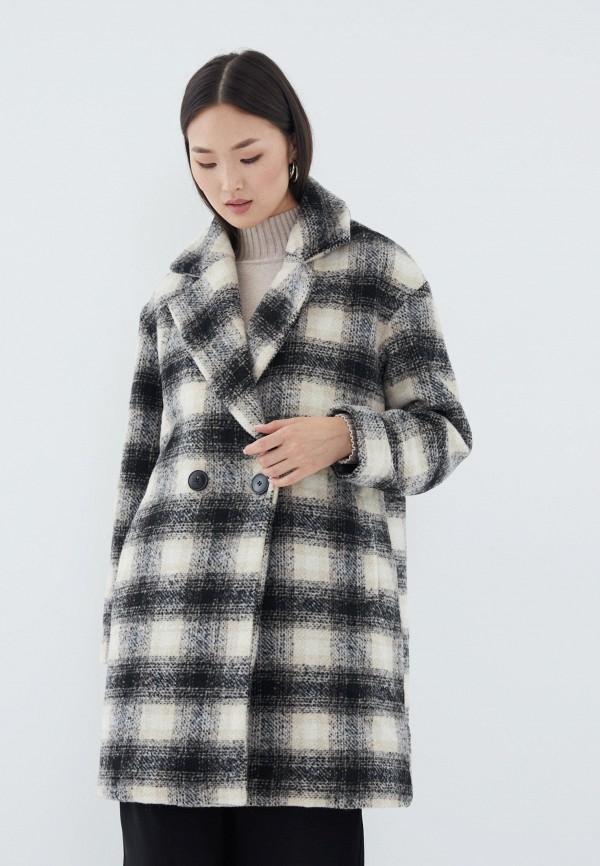женское двубортные пальто zarina, разноцветное