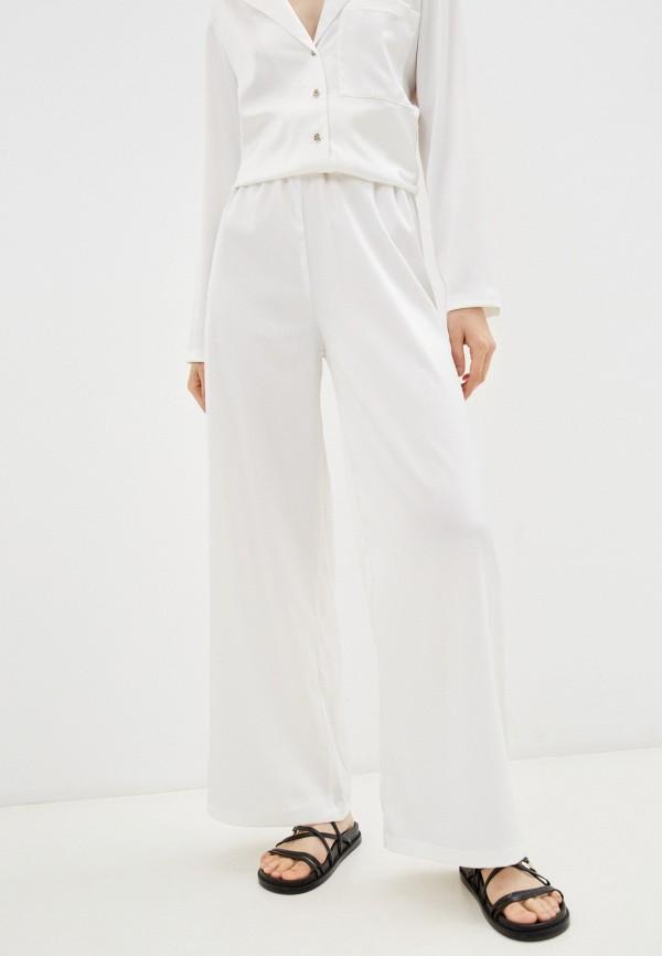 женские повседневные брюки lorani, белые
