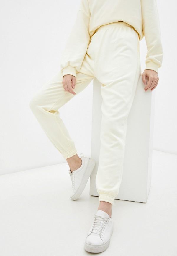 женские спортивные брюки trends brands, желтые