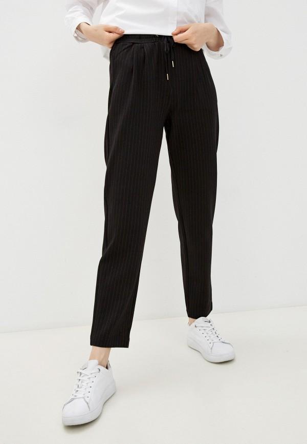 женские брюки джоггеры o'stin, черные