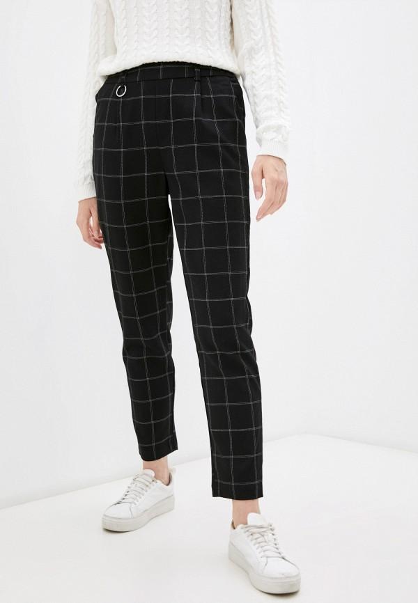 женские повседневные брюки o'stin, черные