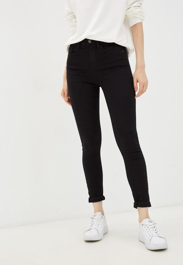 женские джинсы скинни o'stin, черные