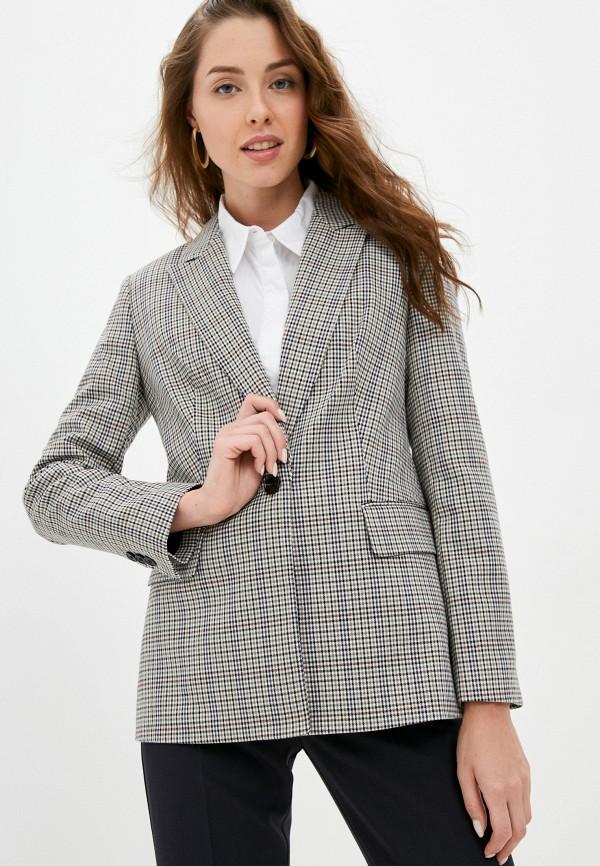 женский пиджак o'stin, разноцветный