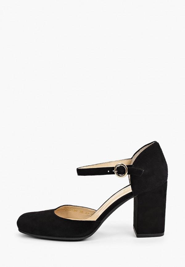 женские туфли argo, черные