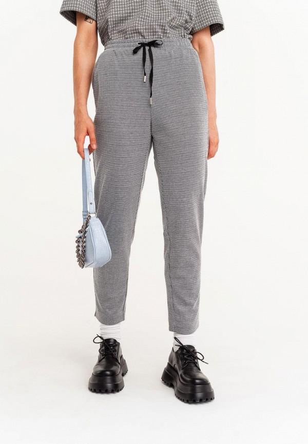 женские брюки джоггеры befree, разноцветные