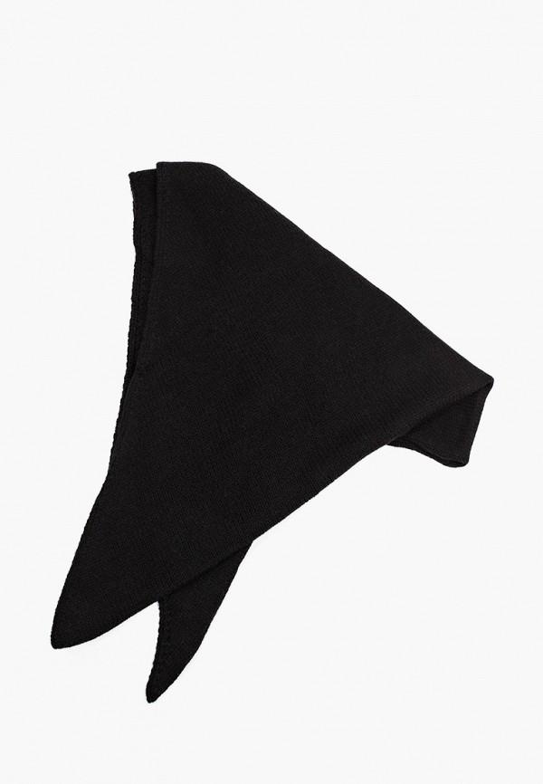 женский платок love republic, черный