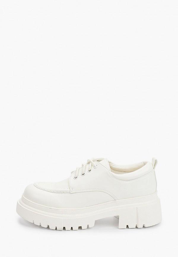 женские низкие ботинки араз, белые