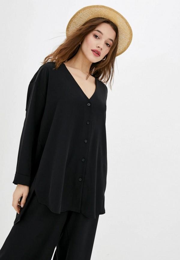 женская туника garne, черная