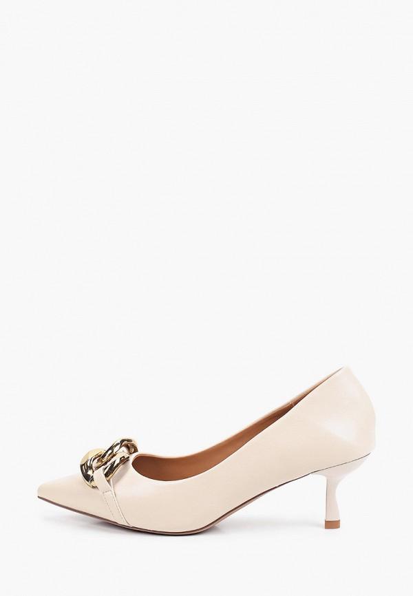 Туфли Sprincway бежевого цвета