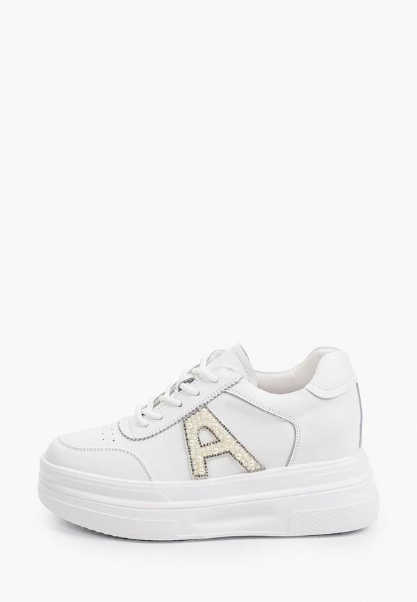 Кроссовки Sprincway белого цвета