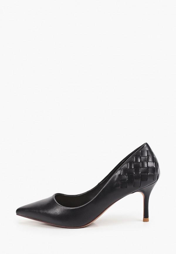 Туфли Sprincway черного цвета