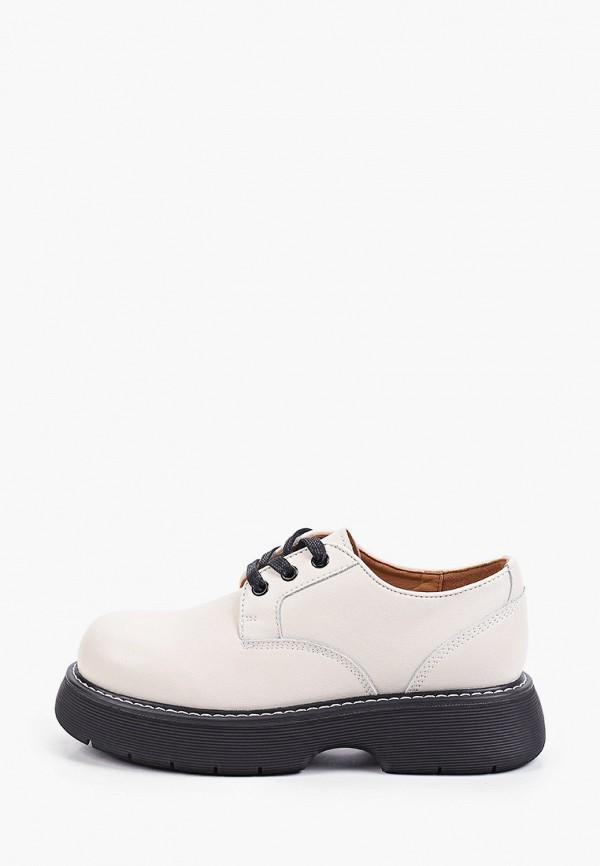 Ботинки Sprincway бежевого цвета