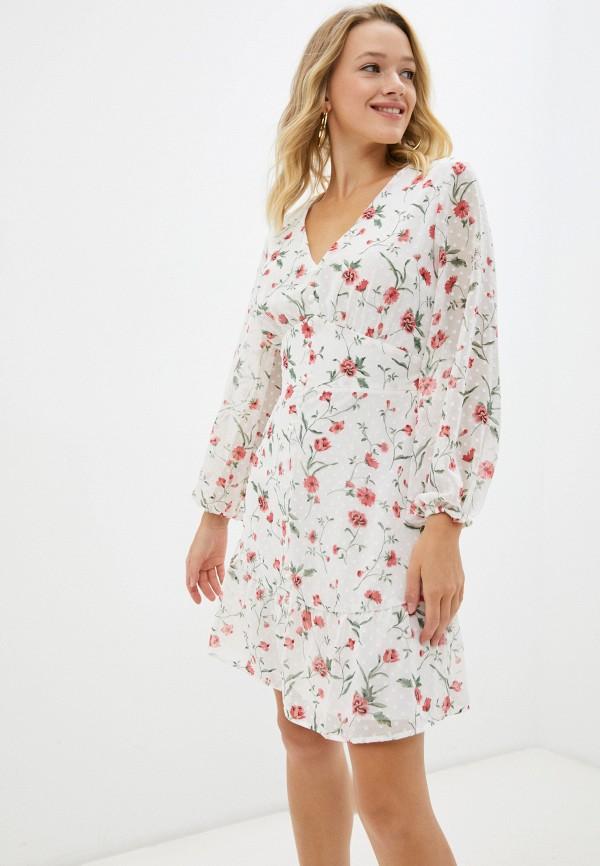 Платье Vittoria Vicci белого цвета