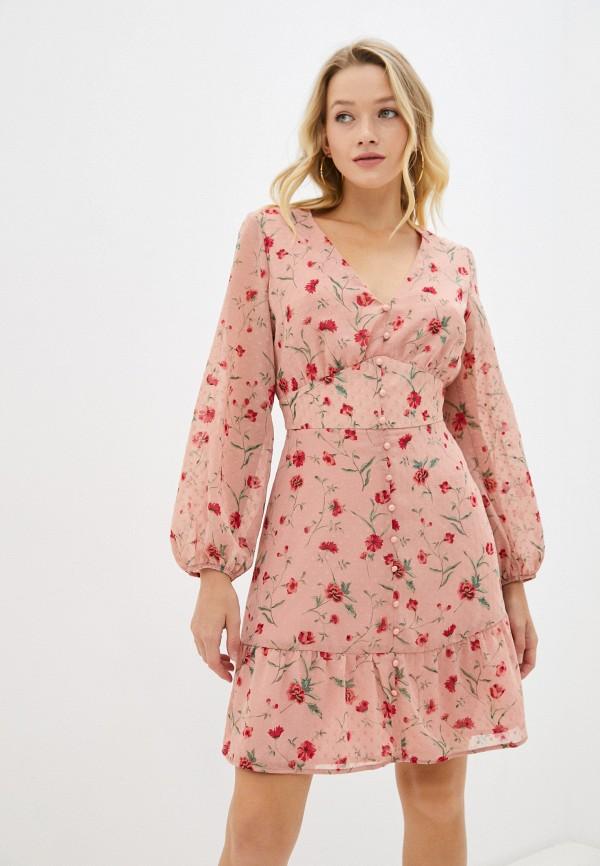 Платье Vittoria Vicci розового цвета