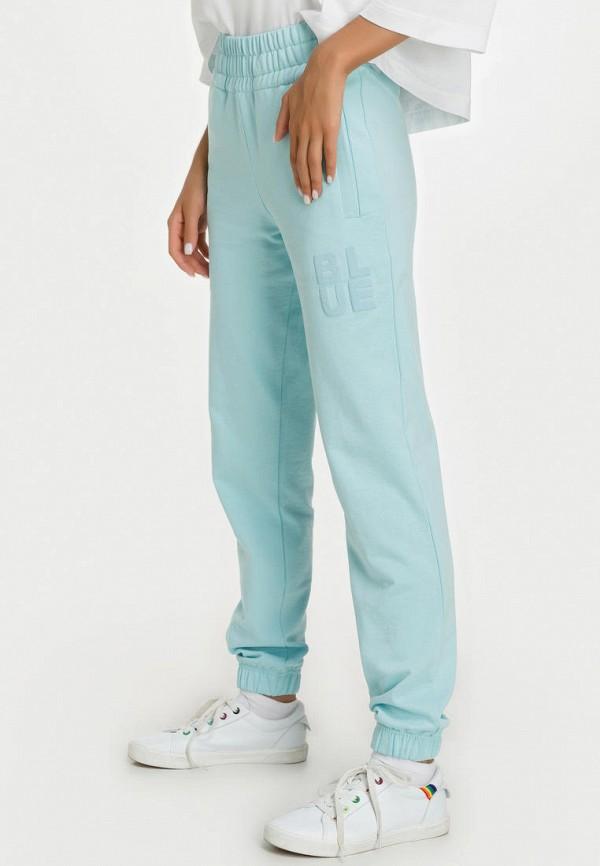 женские спортивные брюки millennials, голубые