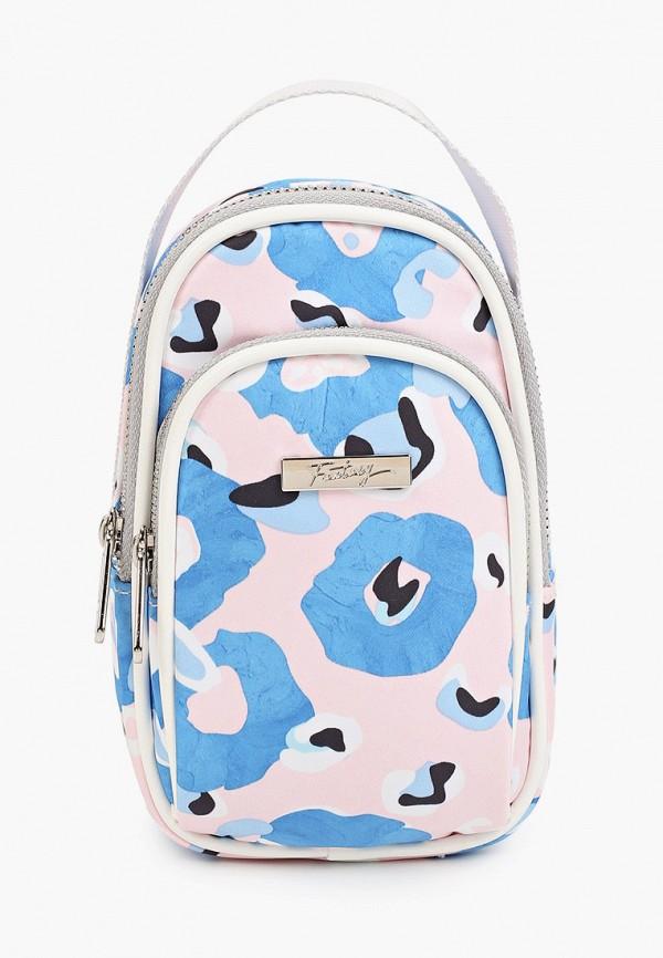 женская спортивные сумка anta, розовая
