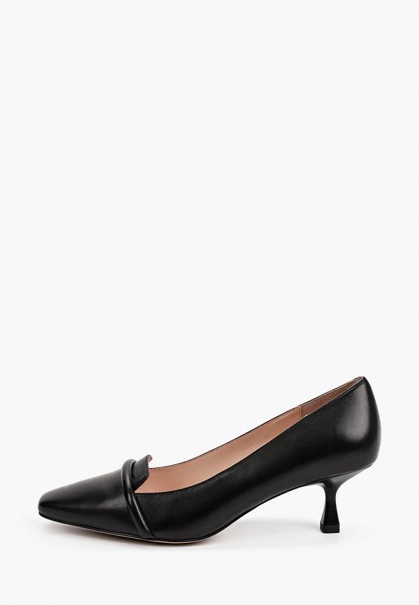 Туфли Basconi черного цвета