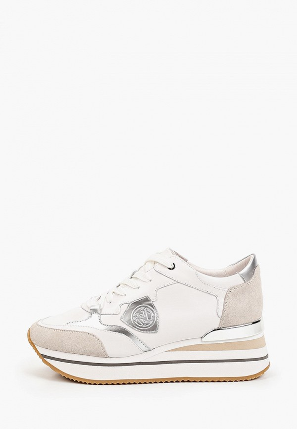 женские низкие кроссовки vitacci, белые