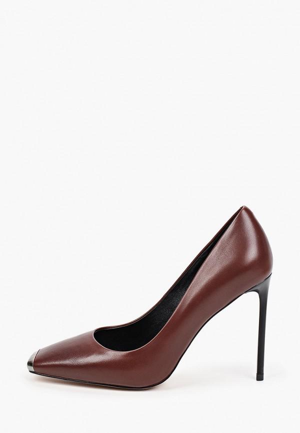 Туфли Vitacci коричневого цвета