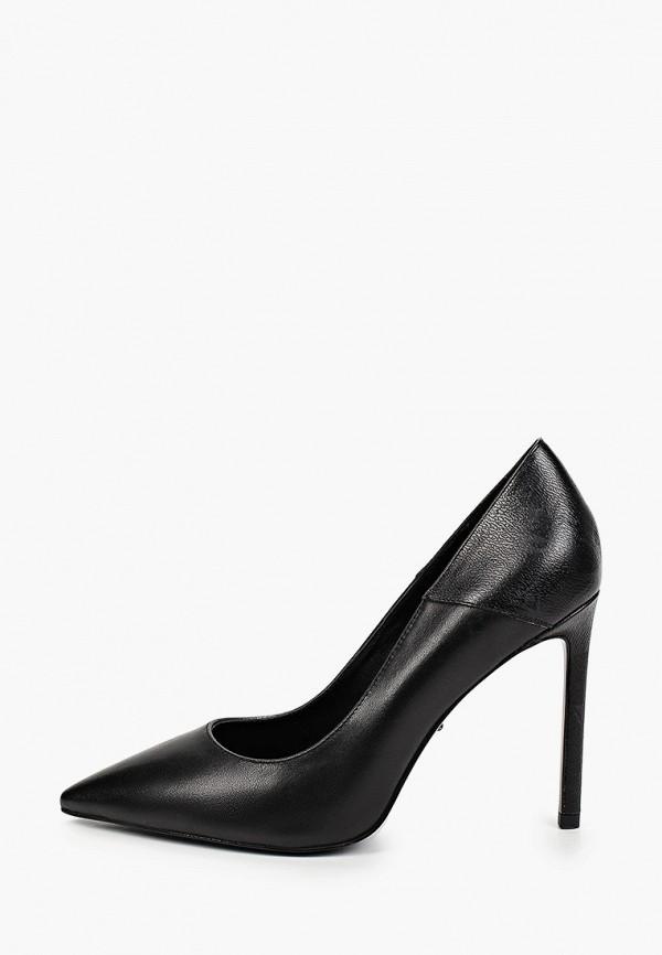 Туфли Vitacci черного цвета