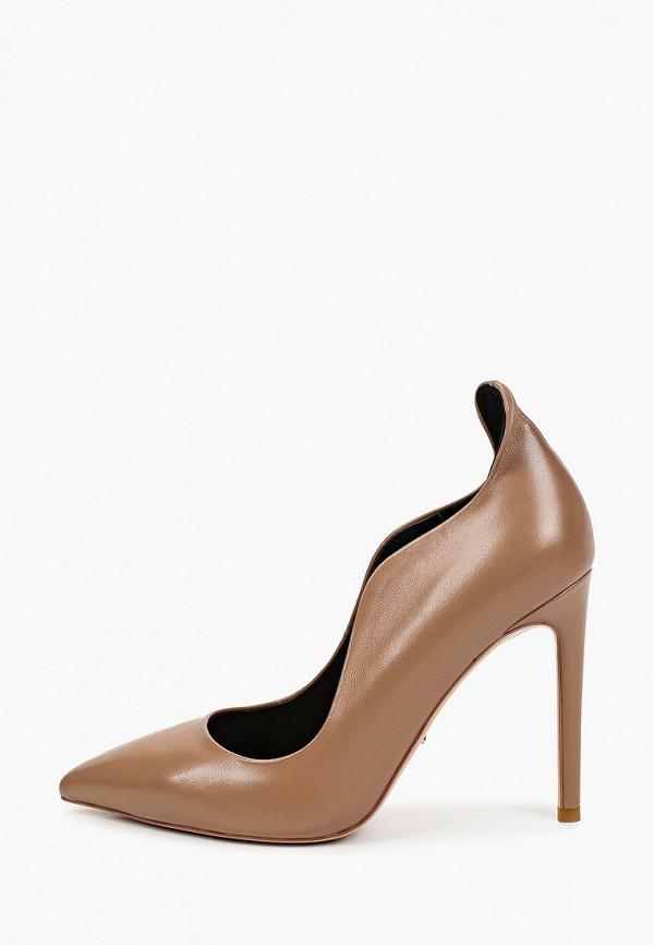 Туфли Vitacci бежевого цвета