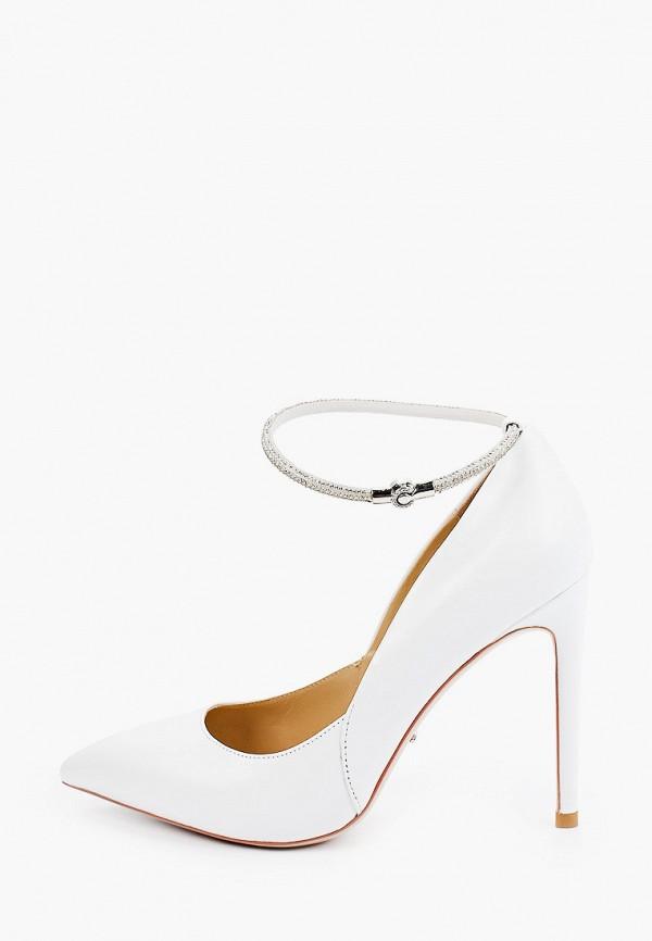 женские туфли vitacci, белые