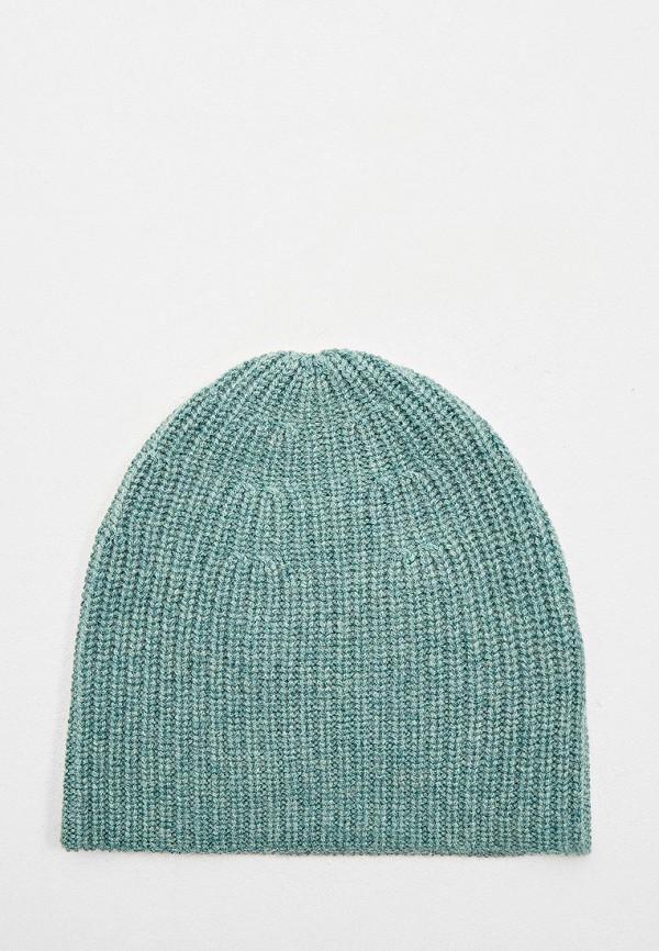 женская шапка gerard darel, зеленая