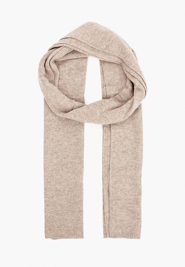 женский шарф gerard darel, коричневый