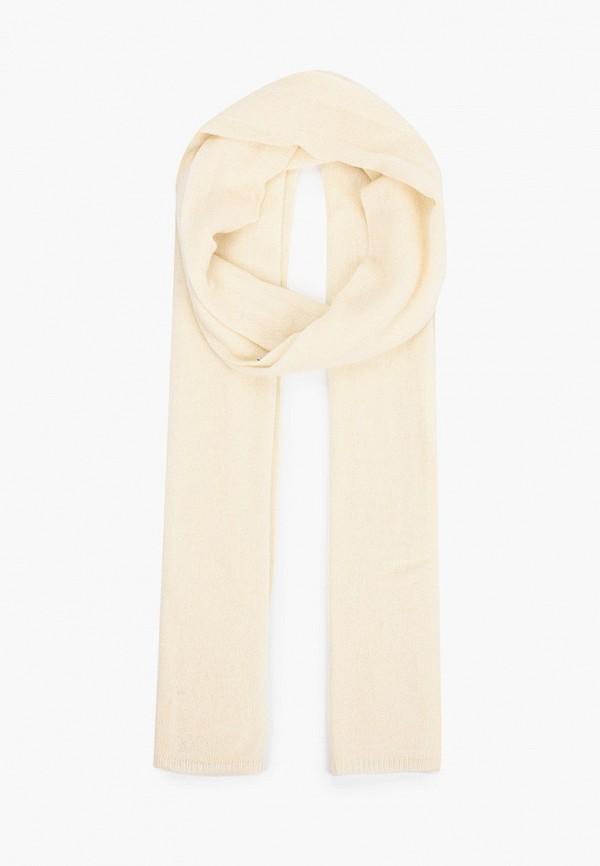 женский шарф gerard darel, бежевый
