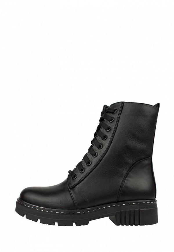 женские ботинки libero, черные