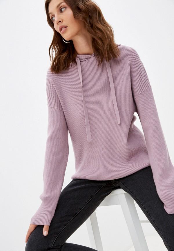 Худи Love Republic фиолетового цвета
