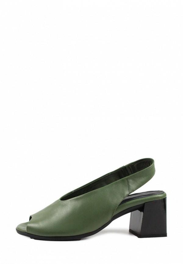 женские туфли it-girl, зеленые
