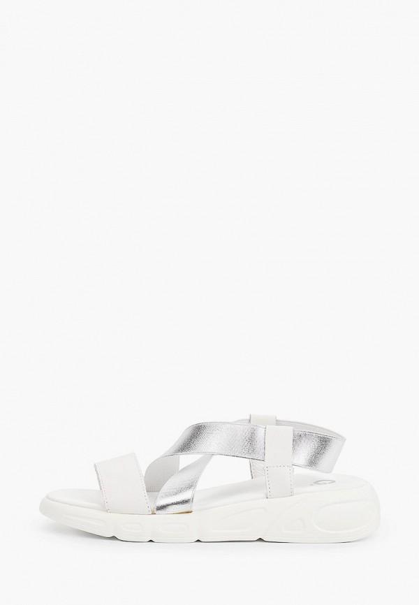 женские сандалии o2 live, белые