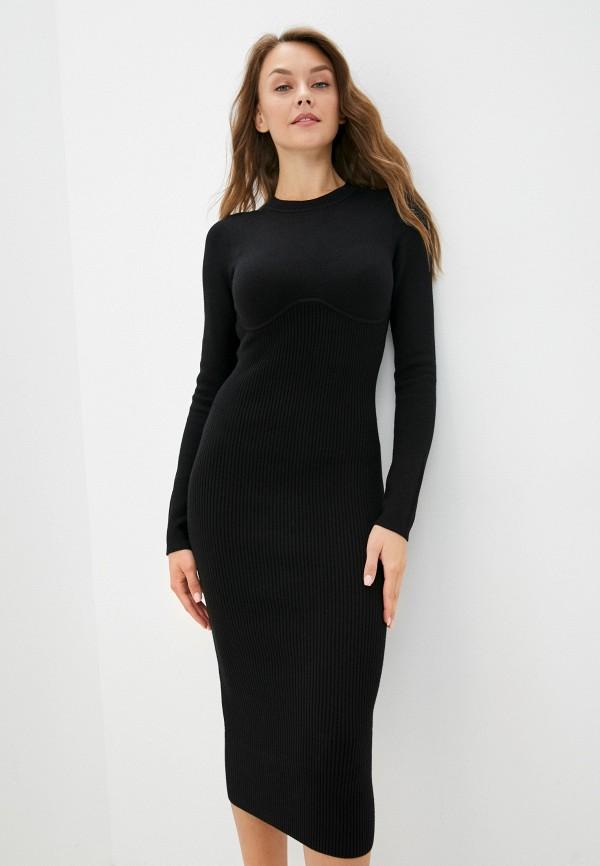 Платье Love Republic черного цвета