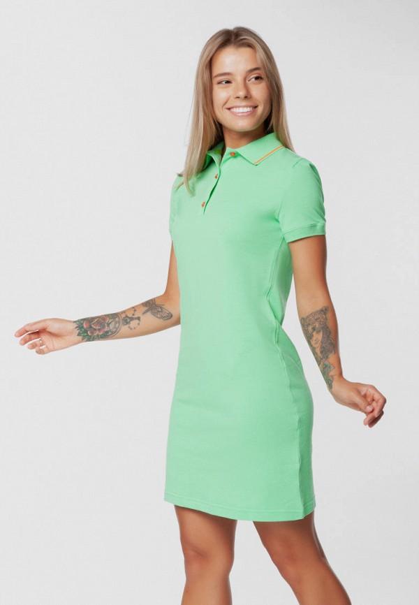 женское платье arber, зеленое