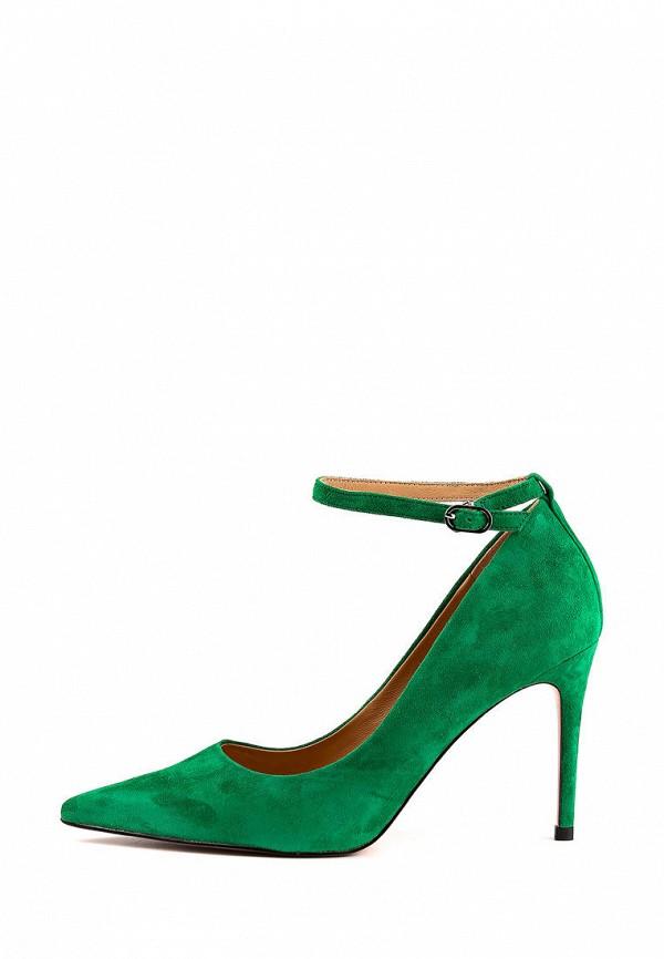 женские туфли leberdes, зеленые
