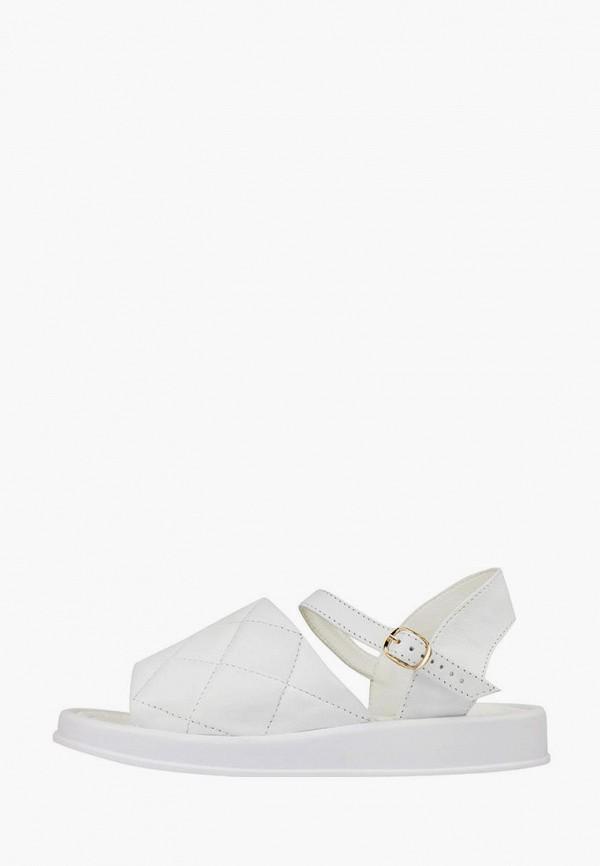 женские сандалии libero, белые