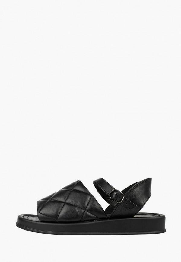 женские сандалии libero, черные